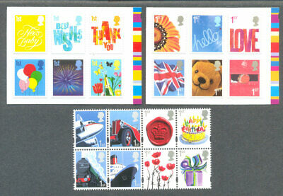 Great Britain-Greetings stamps First Class 20 all different mnh-cheaper postage