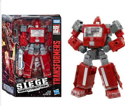 New Ironhide Generations Siege War for Cybertron WFC Action Figure