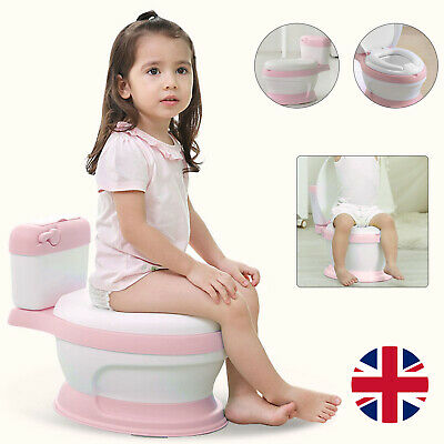 Kids Potty Chair Seat Baby Toddler Training Children Removable Toilet Seat Pro