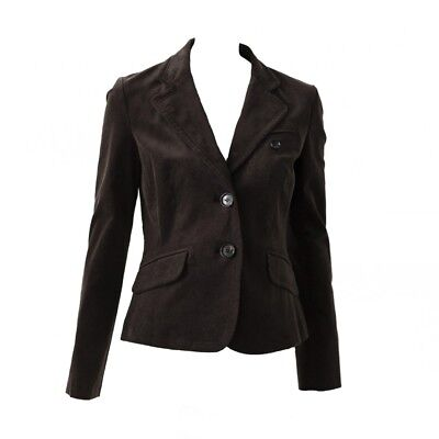 Linea Emme Jacket tg.44 Col. Brown Woman Occasion -58%