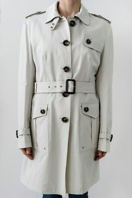Montecore Trench Jacket tg.46 Woman Colour Ice Occasion -56%