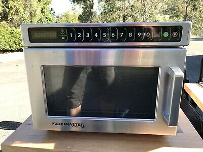 Menumaster  Heavy Duty Commercial Microwave Oven DEC14E2A