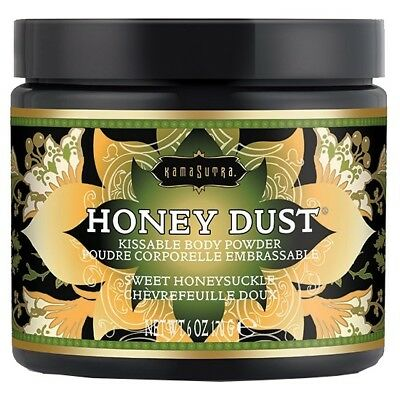 Kamasutra - Honey Dust Sweet Honeysuckle, 170g, Körperpuder, Erotik