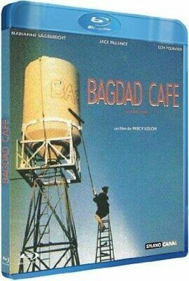 Bagdad Café Director's Cut Blu-ray NEUF sous blister