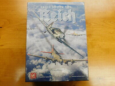 GMT Skies above the Reich - Punched but complete and in fantastic shape