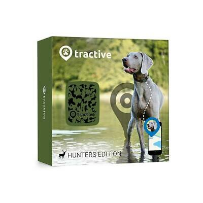 Tractive Dog GPS Tracker – Lightweight And Waterproof Dog Tracking Device With