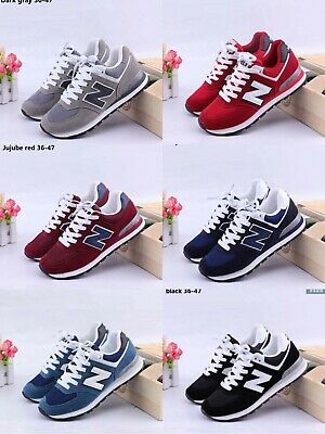 New Balance 574 Sneakers Sneakers Uomo Donna Lace Running Shoes Leisure 39-47
