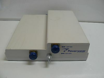 Powerwave Technologies Lgp17205 Tower Mounted Amplifier Tma-Ddd 850/1900 New