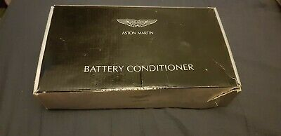Aston Martin Battery Conditioner New never used box a little worn