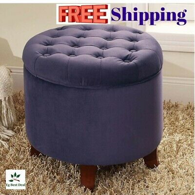 Marvelous Small Storage Bench White Round Seat Faux Leather Andrewgaddart Wooden Chair Designs For Living Room Andrewgaddartcom