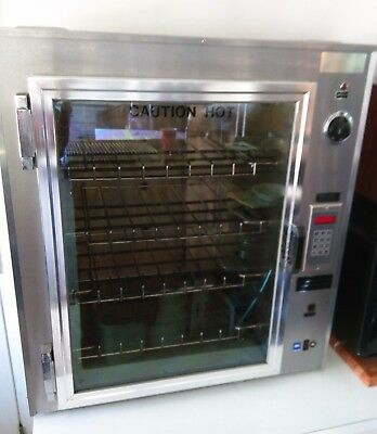 Deluxe Convection Oven / Stainless Steel / Michigan / 220 / Pick Up Only