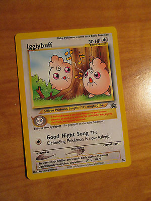 NM Pokemon Psyduck Scheda Nero Star Promo Set #20 Stregoni Of The Coast League