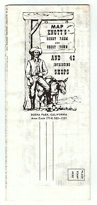 KNOTTS BERRY FARM Map & Guide 2019 - $1.80 | PicClick on knott's berry farm map modern, knott's berry farm dining map, disneyland directions map, not of berry farm map, knott's berry farm california map, knott's berry farm map 2014,