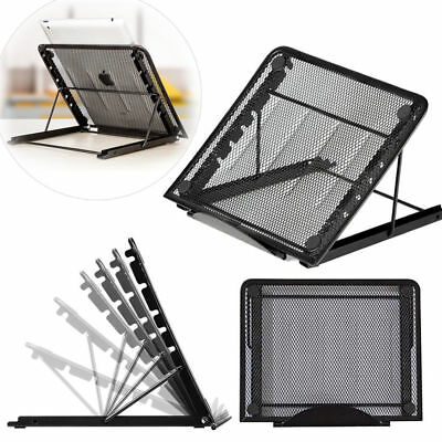 Durable Portable Foldable Notebook Laptop Desk Table Stand Bed Tray Cooling rack