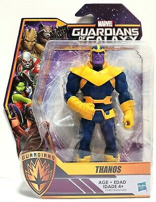 Thanos Marvel Guardians of the Galaxy Hasbro 6 inch Figure Brand New