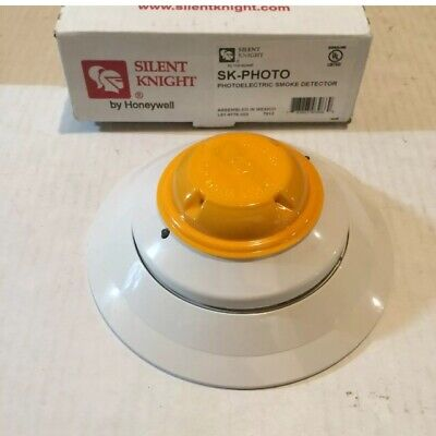 Silent Knight SK-Photo Addressable Photoelectric Smoke Detector - NEW