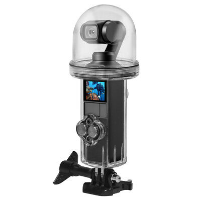 UK Sports Camera Waterproof Housing Case Shell Diving 60m For DJI Osmo Pocket r6