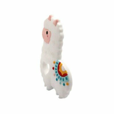 Little Sheep Teether Silicone Baby Teething Silicone Pendant Chewing Gum AZ