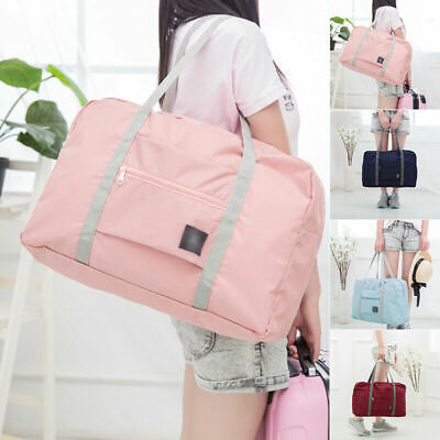 Foldable Large Duffel Bag Luggage Storage Waterproof Travel Pouch Tote Bag Worth