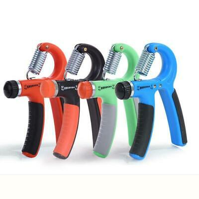 5 - 60KG Adjustable Sport Gym Hand Gripper Grip Strengthener Exerciser Wrist New