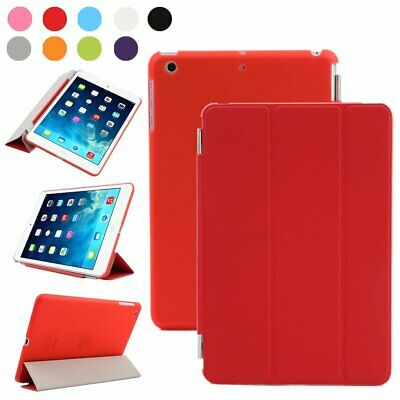 Ultra Thin Magnetic Leather Smart Case Cover For iPad 2/3/4 Air 1/2 Mini 1/2/3