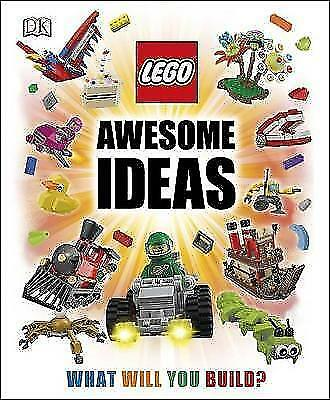 LEGO® Awesome Ideas, DK, New Book