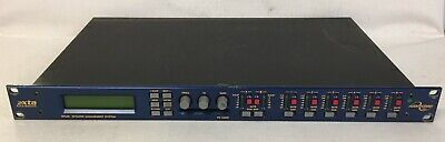 XTA DP226 2 in 6 out DSP / Loudspeaker management system