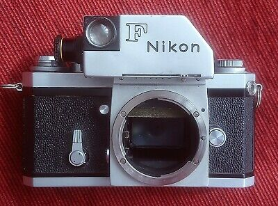Nikon F Photomic 35mm SLR Film Camera Body Only