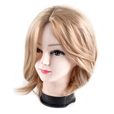 Ladies Womens Short Wig Blonde Wig Bob Pixie Wispy Fashion Wigs
