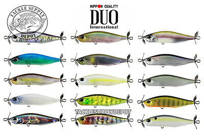 3//8oz Duo Realis Spin 38 Tail Spin Lure Choose Color