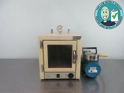 Napco 5831 Vacuum Oven with Warranty SEE VIDEO