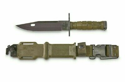 USGI M9 Bayonet  Brand New in Orginal factory package. Tri-technologies