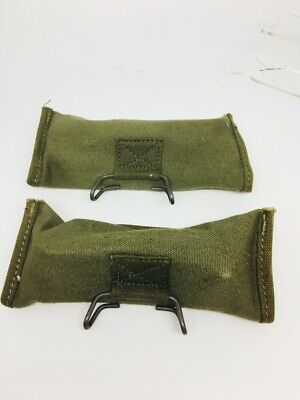 LOT OF 2 WWII Grenade Launcher Sight M15 for M1903, Carbine, M1 Garand 1944