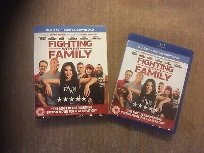 FIGHTING WITH MY FAMILY (Blu-ray + UV)