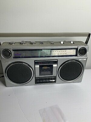 Boombox  Blaster RX-5025 Portable Cassette Player AM/FM stereo Radio