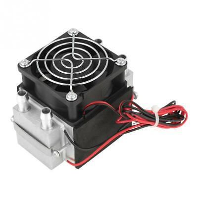 2-Chip 12V 240W Electronic Semiconductor Refrigeration Diy Air Cooling Syst E9X2