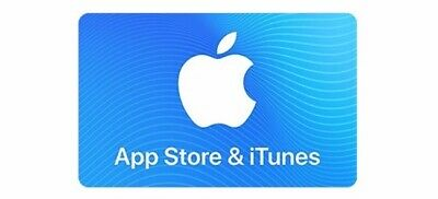 App Store & iTunes Gift Card - $50 (Email-Delivery)