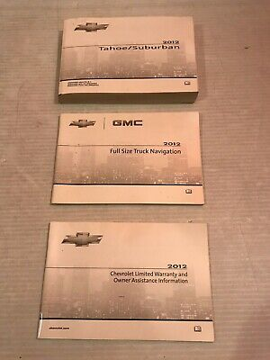 2013 CHEVROLET CHEVY Volt Owners Manual With Navigation OEM