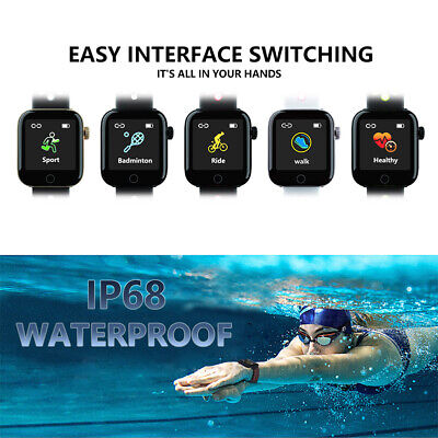 Z7 Sport Bluetooth Smartwatch Orologio Impermeabile Android Iphone Samsung