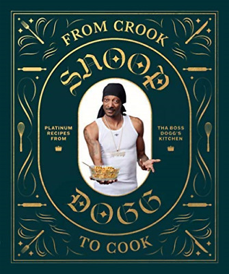 Calvin Cordozar Broadus-From Crook To Cook (US IMPORT) BOOKH NEW