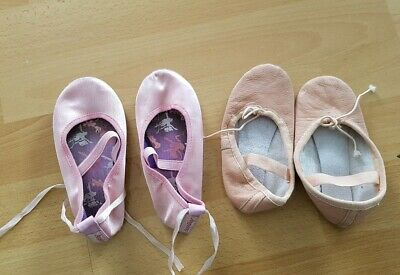 Ballet shoes toddler. Two pairs
