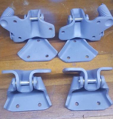 "Holden Hq Hj Hx Hz Wb ""Reconditioned"" Front Door Hinges Upper & Lower"