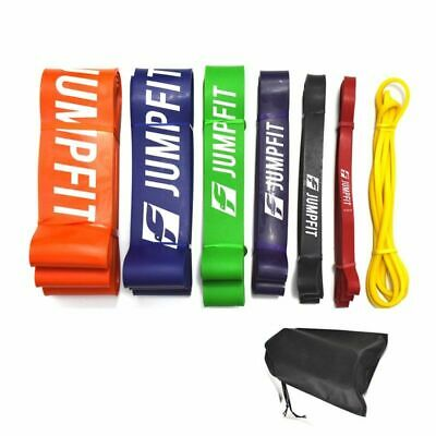 Elastic Band 41inch Resistance Latex Expander Power Cross Fit 208cm Yoga Rubber