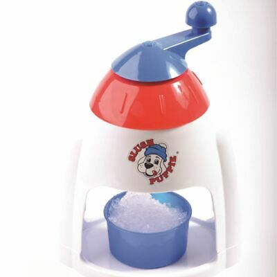 Slush Puppie Ice Shaver Snow Cone Maker Slushie Snow Cone Machine