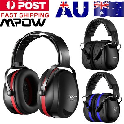 Mpow Shooters Hearing Protection Ear Muffs Shooting Hunting Ear Defenders Safety