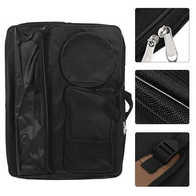Artist Backpack Bag Art Portfolio Carry Case Painting Sketching Travel Case New