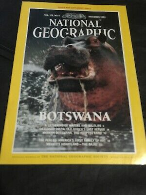 National Geographic Magazine Vol. 178, No 6 December 1990 - Homeschool