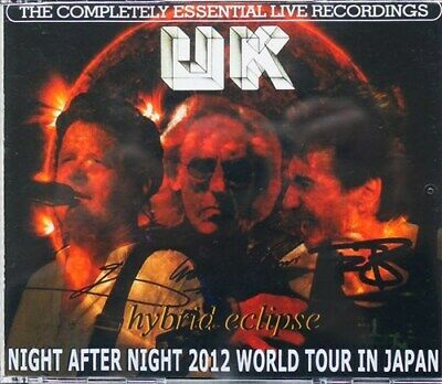 Uk Night After 2012 World Tour In Japan 6Cd