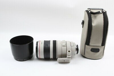 Canon EF 100-400mm F4.5-5.6 L IS lens FAULTY NOT WORKING SELLING FOR PARTS