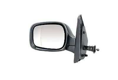 Left Hand Passenger Side Mirror Glass for Renault Kangoo 2008-2012 0396LS